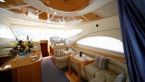 Yacht PIPALUK -  Salon looking forward