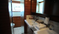 Yacht PORT GHALIB - Ensuite bathroom