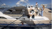 Yacht PTARMIGAN -    Exhilarating sailing