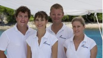 Yacht PTARMIGAN -    Your Crew