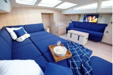 Yacht PTARMIGAN -  Main Salon Lounge