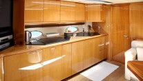 Yacht REHAB - Galley