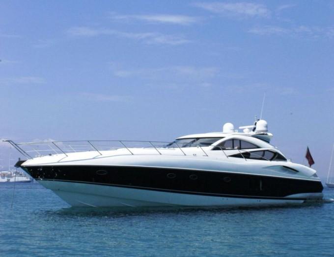 Motor Yacht Rehab Sunseeker Predator 68