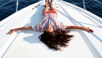 Yacht REHAB - Relaxing on the Bow