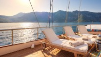 Yacht RIANA - Chaise loungers