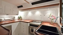 Yacht SAFARA -  Galley