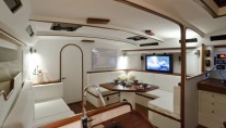 Yacht SAFARA -  Salon View 2