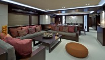 Yacht SANJANA -  Main Salon