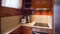 Yacht SANTA ELENA -  Galley
