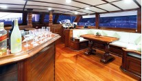 Yacht SARAYLI  I - Salon Bar and Dining