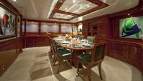 Yacht SEA CENTURY - Formal Dining