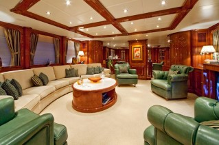 Yacht SEA CENTURY - Salon
