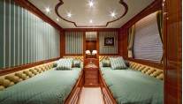 Yacht SEA CENTURY - Twin Cabin