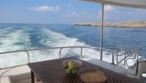Yacht SEA DREAM -  Aft Deck