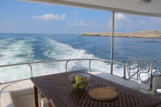 Yacht SEA DREAM -  Aft Deck.JPG