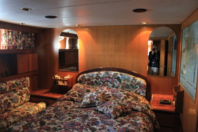 Yacht SEA DREAM -  Master Cabin