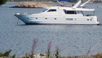 Yacht SEA DREAM -  Profile