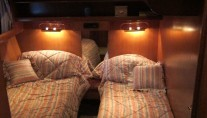 Yacht SEA DREAM -  Twin Cabin