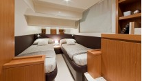 Yacht SEANERGY -  Twin Cabin