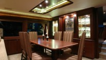 Yacht SEAS THE MOMENT -  Formal Dining