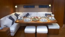 Yacht SEJAA -  Salon Dining