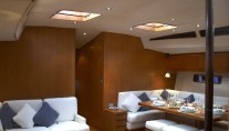 Yacht SEJAA -  Salon View forward