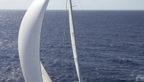 Yacht SEJAA -  Under Full Sail