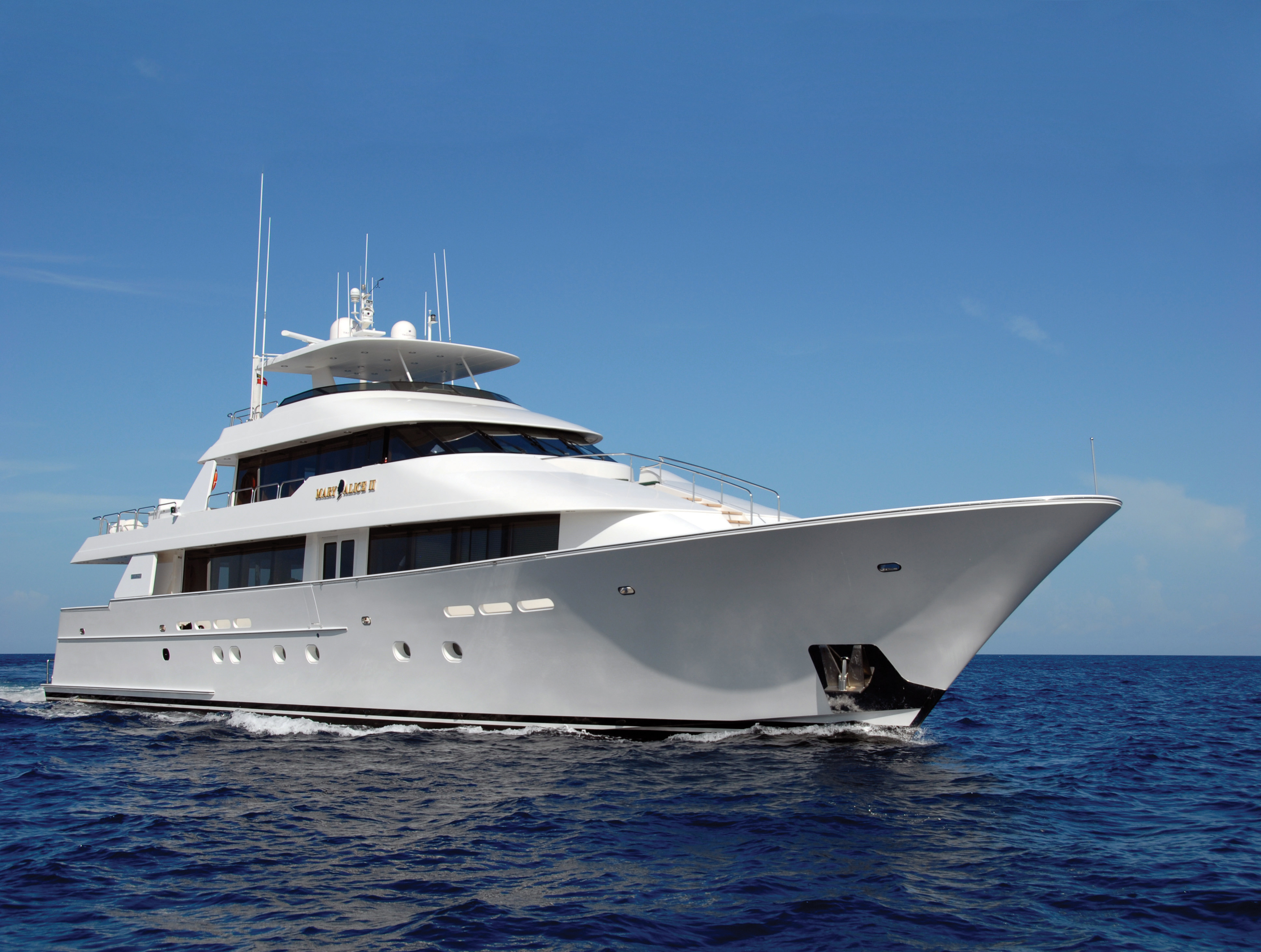 Yacht Charter, Westport Luxury Yachts, Motor & Sailing Charter ...