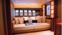 Yacht SERENITY ATLANTIC -  Lower Lounge