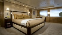 Yacht SEVEN Js  -  Master Cabin