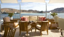 Yacht SEVEN Js  -  Sundeck Seating