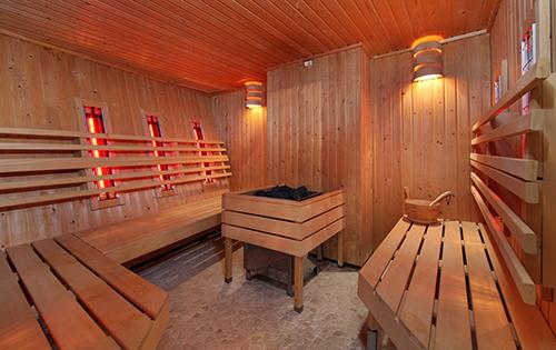 Yacht SHERAKHAN -  Sauna