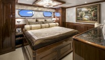 Yacht SILVER LINING - Guest king cabin
