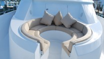 Yacht SILVER MOON -  Bow Seating