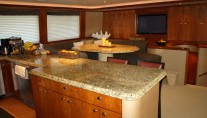 Yacht SILVER MOON -  Country Kitchen