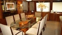 Yacht SILVER MOON -  Formal Dining