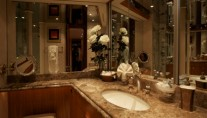 Yacht SILVER MOON -  Master Ensuite