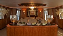 Yacht SILVER MOON -  Salon Buffet
