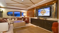 Yacht SIROCCO -  Entertainment Center