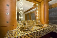 Yacht SIROCCO -  Master Cabin Ensuite