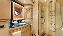 Yacht SKAZKA -  Bathroom