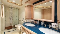 Yacht SKAZKA -  Ensuite Bathroom