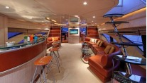 Yacht SKAZKA -  Salon and Bar