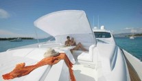 Yacht SOLARIS -  Bow Seating