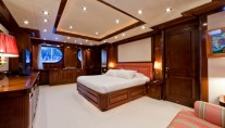 Yacht SOPHIE BLUE -  Master Cabin 2