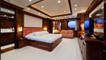 Yacht SOPHIE BLUE -  Master Cabin