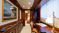 Yacht SOPHIE BLUE -  Master Office