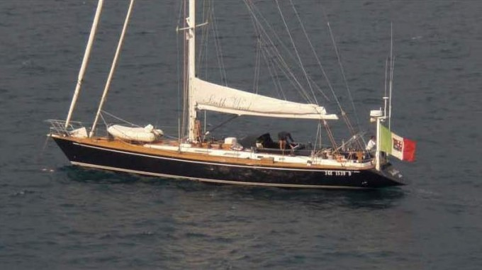 Sailing yacht South Wind