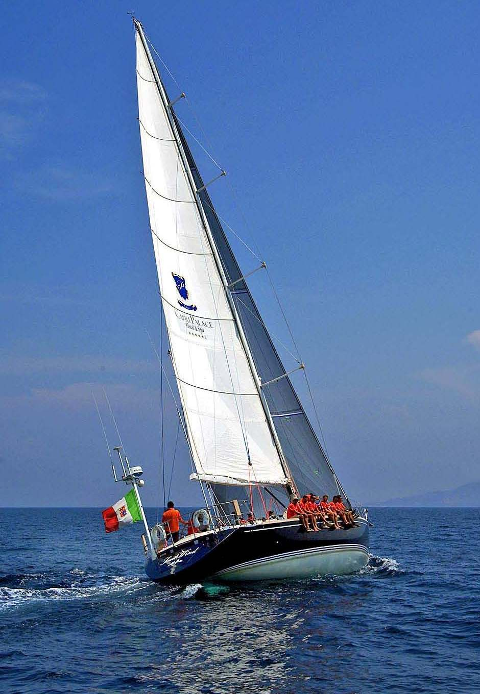 South Wind Yacht Charter Details Nyteco Charterworld