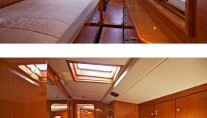 Yacht SOUTH WIND -  Twin Cabin